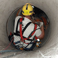 Enter And Work In Confined Space